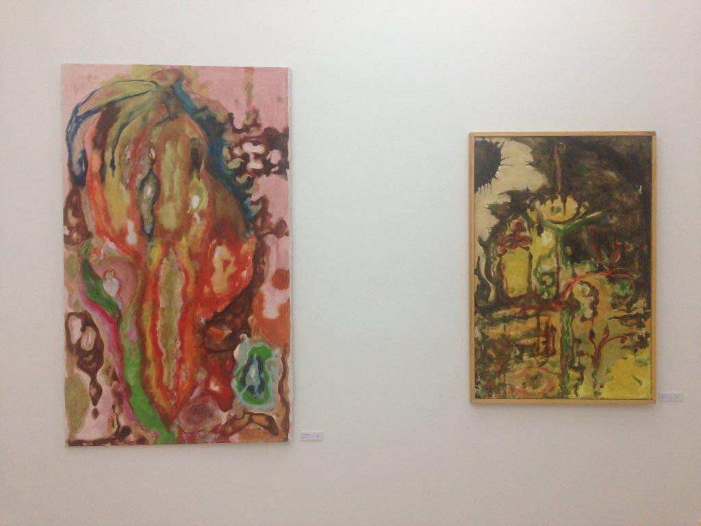 Group Exhibition 'Die Saat' February 2018